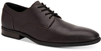 Calvin Klein Men's Lucca Leather Dress Shoes Men's Shoes