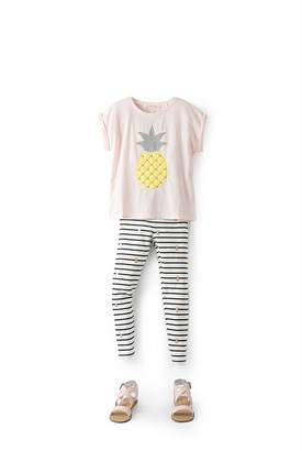 Country Road Pineapple Legging