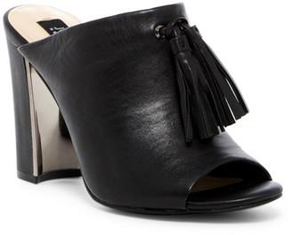 Jones New York Jaymee Tassel Mule $119 thestylecure.com