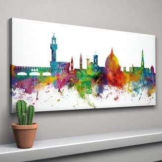artPause Florence Italy Skyline Cityscape