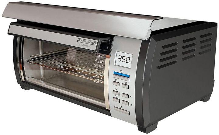Black & DeckerBlack & Decker SpaceMaker 4-Slice Toaster Oven