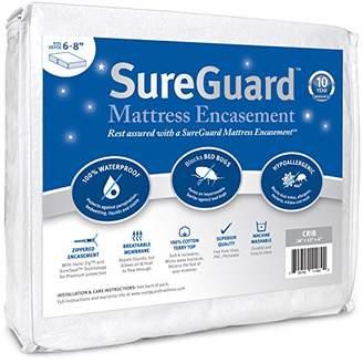 Crib Size SureGuard Mattress Encasement - 100% Waterproof