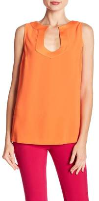 Trina Turk Kayson Sleeveless Blouse