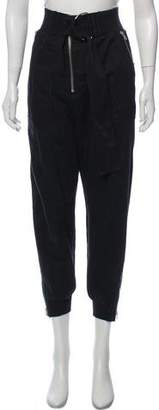 3.1 Phillip Lim Cropped Belted Pants