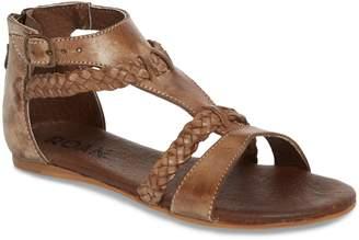 ROAN Posey Braided V-Strap Sandal