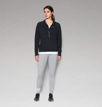 Under Armour UA Womens Favorite Fleece Â1⁄2 Zip