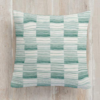 Linear Gradation Self-Launch Square Pillows