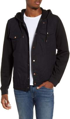 Hurley Timber Hooded Trucker Jacket