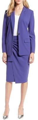 Halogen One Button Blazer