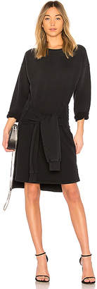 Current/Elliott The Double Sweatshirt Dress