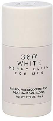 Perry Ellis 360 White Alcohol Free Deodorant Stick for Men