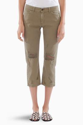 Siwy Valerie In Army Green Pant