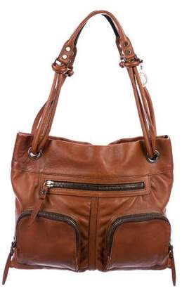 Lanvin Convertible Leather Tote