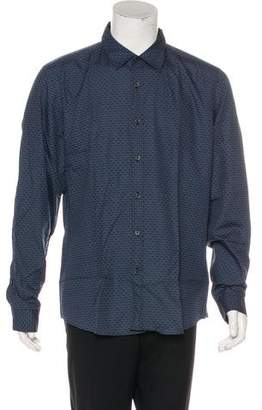 Gucci Firenze 1921 Abstract Patterned Shirt w/ Tags
