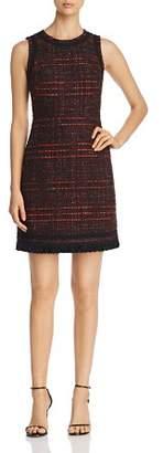 Kate Spade Tweed Fringe Dress