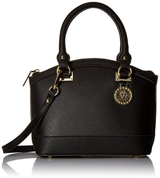 Anne Klein New Recruits Small Satchel Bag $24.81 thestylecure.com