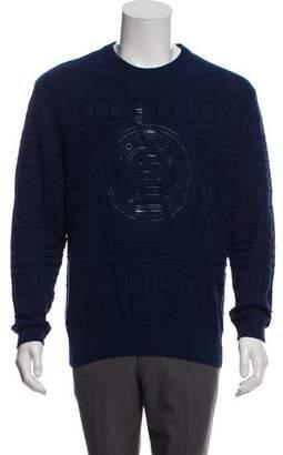 Kenzo Statue Of Liberty Graphic Sweater