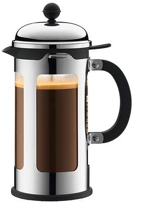 "Bodum Chambord"" Locking Lid French Press 8-Cup Coffee Maker"