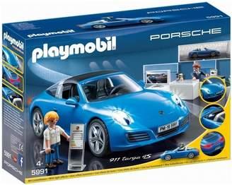 Playmobil 5991 Porsche 911 Targa 4S.