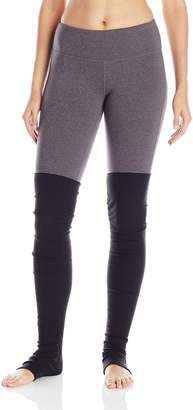 Alo Yoga Women's Goddess Ribbed Legging Printed