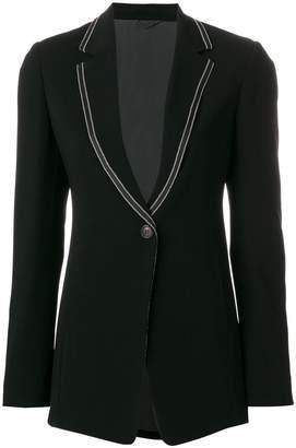 Brunello Cucinelli tailored V-neck blazer