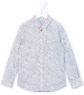 Paul Smith ant print shirt
