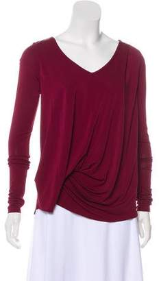 Elizabeth and James Jersey Long Sleeve Top