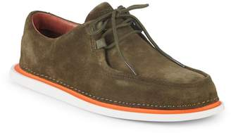 Camper Moc Toe Suede Low-Top Sneakers