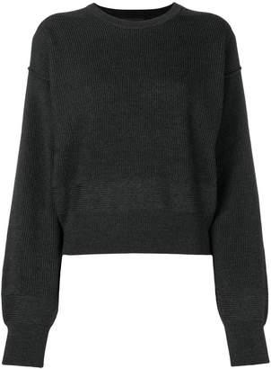 Diesel Black Gold ribbed knit jumper