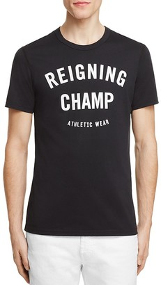 REIGNING CHAMP Gym Logo Tee $55 thestylecure.com