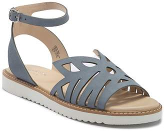 Seychelles Catnip Ankle Strap Leather Sandal