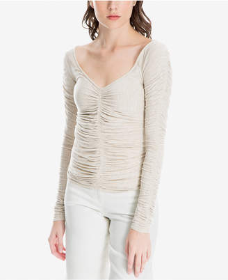 Max Studio London Ruched Top, Created for Macy's