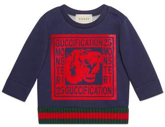 Gucci Baby Guccification Monster! sweatshirt