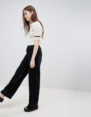 Wood Wood Sabina Relaxed Trousers