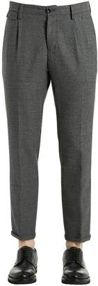 Pt01 20cm Wool Micro Birds Eye Pants