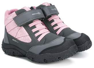 Geox Kids mesh ankle boots