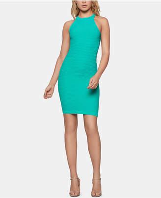 BCBGeneration Textured Bodycon Dress