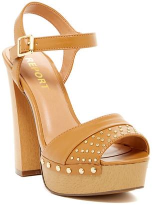 Report Meeshka Ankle Strap Platform $90 thestylecure.com