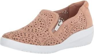 AK Anne Klein Sport Women's Yvette Sneaker Oxford Flat
