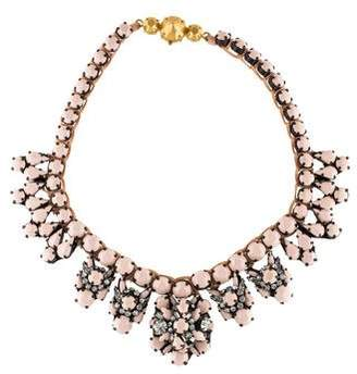 Shourouk Crystal Collar Necklace