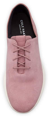 Cole Haan Grand Horizon Lace-Up Sneakers, Pink
