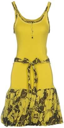 Jeans Les Copains Knee-length dresses - Item 34816360