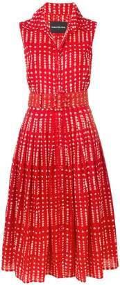 Samantha Sung printed flared summer dress