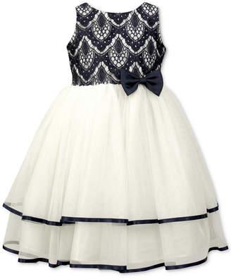 Jayne Copeland Tiered Ruffle Dress, Toddler & Little Girls