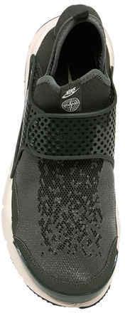 Stone Island Sock Dart Mid Top Sneakers 2