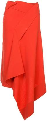Roland Mouret asymmetric design skirt