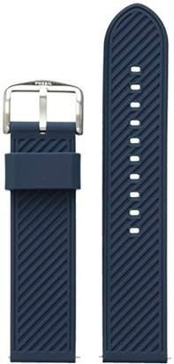 Fossil Men's S221429 STRAP BAR - MENS Analog Display Blue Watch