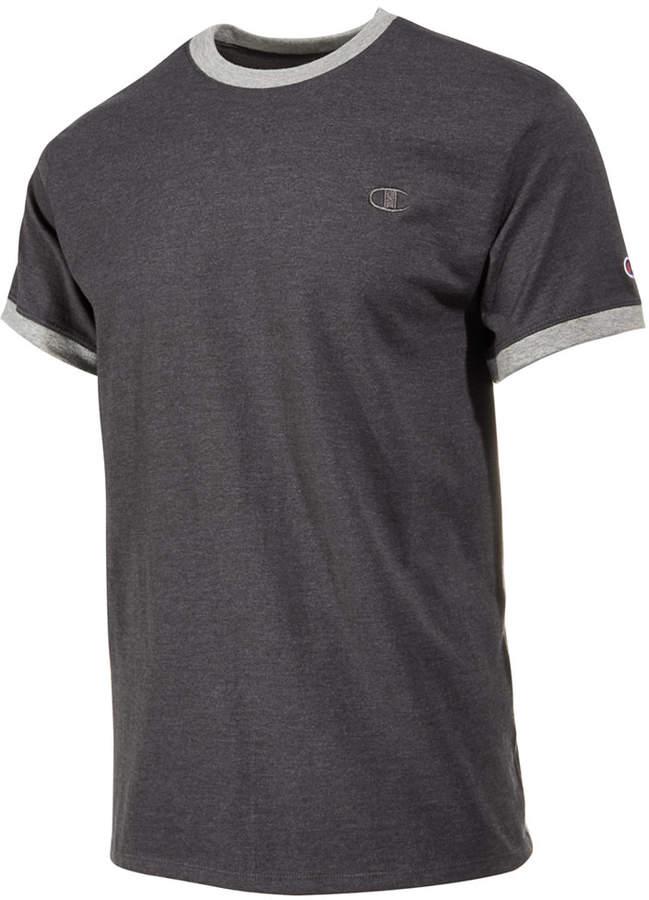 Champion Men's Classic Jersey Ringer T-Shirt