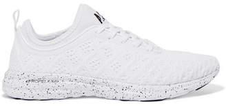 APL Athletic Propulsion Labs Techloom Phantom 3d Mesh Sneakers - White