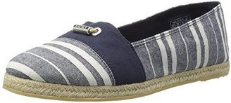 Nautica Women's Althea Slip-On Loafer $35 thestylecure.com